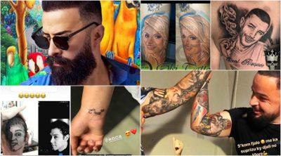 FANSAT E ÇMENDUR/ Shikoni çfarë bëjnë ata për VIP-at, nga hedhja e sutjenave deri tek tatuazhet (FOTO)
