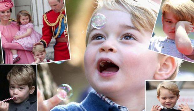 FESTË NË KARAIBE/ Princi George i Cambridge feston sot pesë vjetorin (FOTO)