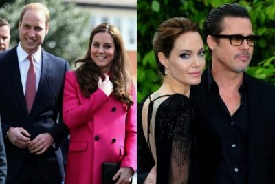"""Angelina Jolie """"HAP ZEMRËN""""tek Kate Middleton/ Dukesha i jep këshilla në lidhje me Brad Pitt: Nëse e ndjen provoje…"""