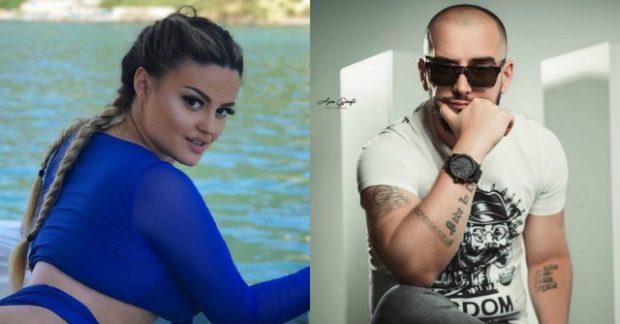Publikohen mesazhet! Enca dhe këngëtari i njohur shqiptar dalin zbuluar: Të kam shumë…