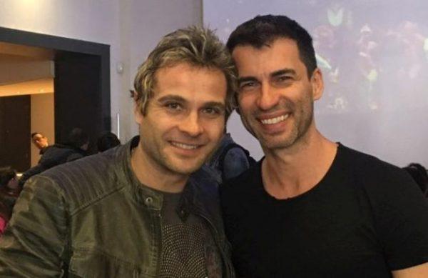 """Ilir Shaqiri nostalgjik, kujton kohën kur kërcente së bashku me Kledi Kadiun në """"Amici"""""""