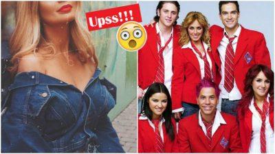 Mendoi se nuk i mbajmë mend? Këngëtarja shqiptare vjedh këngën e yjeve latinë 'REBELDE'…  (VIDEO)