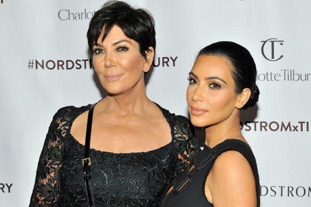 """""""Nuk ia uroj askujt"""", Kriss Jenner flet për videon me pullë të kuqe të Kim Kardashian"""