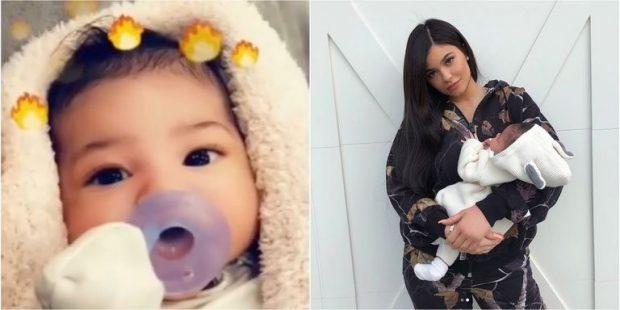 Është vetëm një bebe! Vajza e Kylie Jenner mund të ketë më shumë këpucë se ç'keni pasur ju gjithë jetën