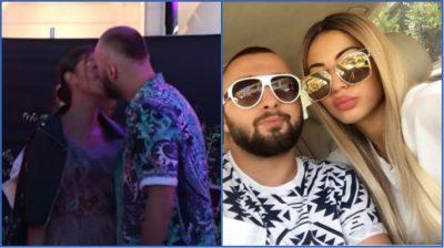 """Majk u kap MAT duke u puthur me të dashurën e re, por ky """"thumbim"""" i Majlindës për reperin është shumë i rëndë! (FOTO)"""