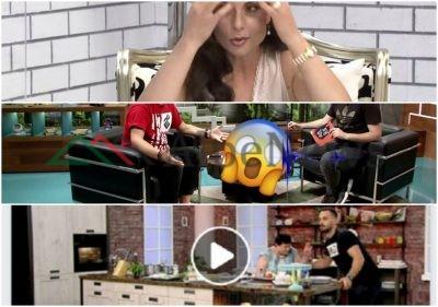 Tërmeti që SHKUNDI Tiranën/ Moderatorët shqiptarë në PANIK, dalin nga studiot dhe… (VIDEO)
