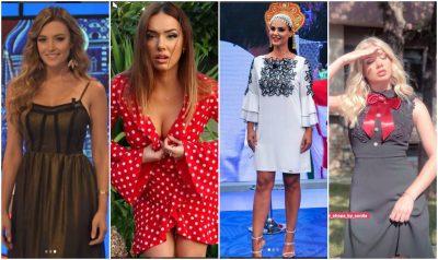 Si u veshën moderatoret shqiptare këtë javë? Nga Hygerta Sako tek Viola Spiro, cila ishte më e bukura… (FOTO)