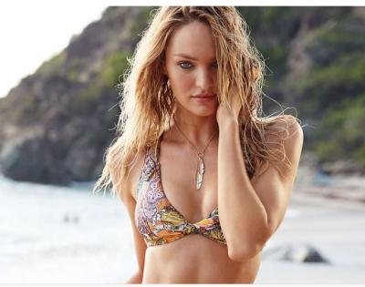 """Modelja e """"Victoria Secret"""" shfaq plot krenari barkun dhe celulitin dhe ka dy fjalë për ata që e shajnë: Është e tmershme…"""