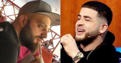 """""""E bëri në brekë prej TËRMETIT""""/ Noizy TURPËRON Varrosin para fansave (FOTO)"""