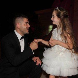 SI RRALLËHERË, Noizy poston FOTO të së bijës dhe shihni sa është rritur Leandra