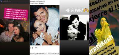 """""""NOSTALGJIKËT""""/ Kur VIP-at hapin ARKIVAT dhe publikojnë momentet e """"paharruara"""" (FOTO)"""