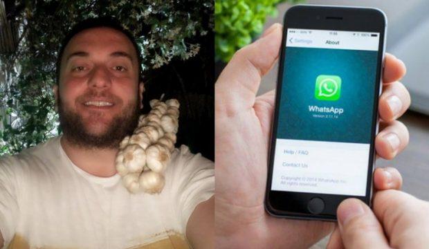 Paska patur WhatsApp në vitet 80'?! Olti Curri inskenon gjithçka dhe tregon realitetin shqiptar… (FOTO)