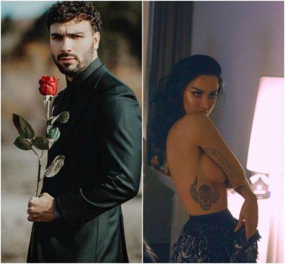 """Dafina i bën TWERK"""" Ledrit në koncert. Dy këngëtarët përqafohen dhe… (VIDEO)"""