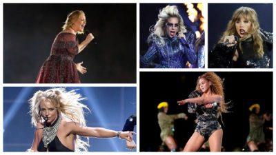 Gjithmonë shumë energjike në skenë, por e dini çfarë konsumojnë këngëtaret e njohura para ose pas performancave?