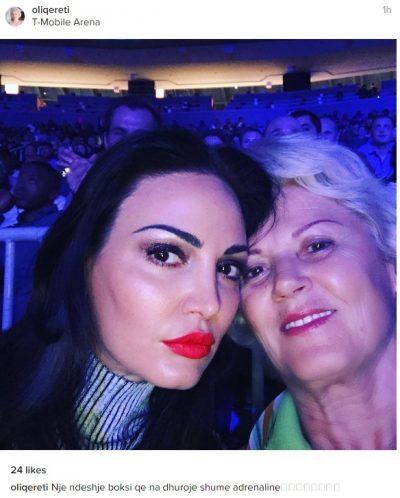 Bleona Qereti surprizon nënën e saj për ditëlindje dhe kërkon që të gjithë fansat e saj… (FOTO)