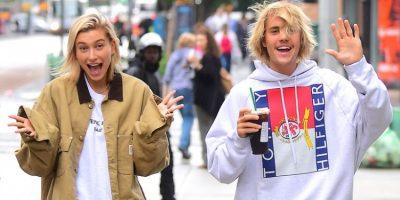 E pyetën nëse Hailey është shtatzënë/ Ja si u përgjigj Justin Bieber: Ju duket normale…(FOTO)