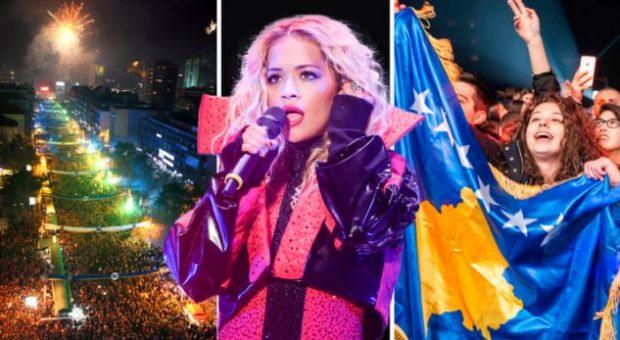 """Rita Ora nominohet në dy kategori në """"VMA"""", kërkon ndihmën e publikut: Votoni për… (FOTO)"""