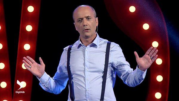 """Në 51-vjetorin e lindjes, aktori i """"Portokalli"""" surprizohet nga miqtë """"live"""" në emision"""
