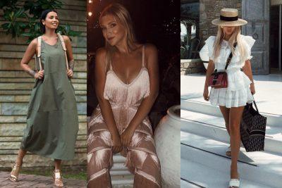 Kush është veshur më bukur? Nga Elvana tek Sara Hoxha, ja 5 VIP-et më me stil të javës (FOTO)