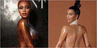 KOPERTINA REVISTE NUDO/ Nga Beyonce TE Kim Kardashian, ja mamat sexy që kanë realizuar… (FOTO)