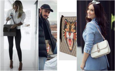 """ÇANTAT SI TREND I 2018/ Njihuni me modelet më """"NAM"""" që po mbajnë në krahë VIP-at. Nga Lori Hoxha tek Granit Xhaka (FOTO)"""