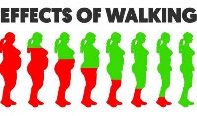 10 gjëra që i ndodhin trupit tuaj nëse ecni çdo ditë