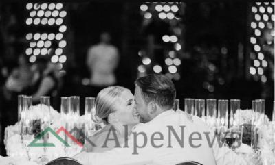 DASMA E VITIT/ Zbulohet FOTOJA e plotë nga ceremonia e Sara Hoxhës edhe Ledion Liço