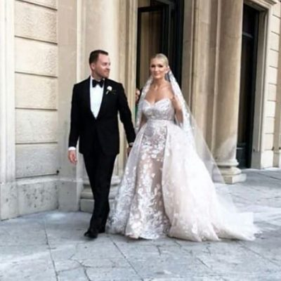 Zbulohet më në fund/ Ja  kush e kapi buqetën në dasmën e Sarës dhe Ledionit (FOTO+VIDEO)