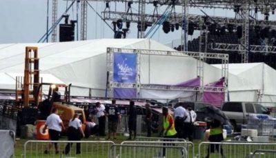 TRAGJIKE/ Shembet skena në koncertin e grupit të famshëm. Plagosen 14 fansa