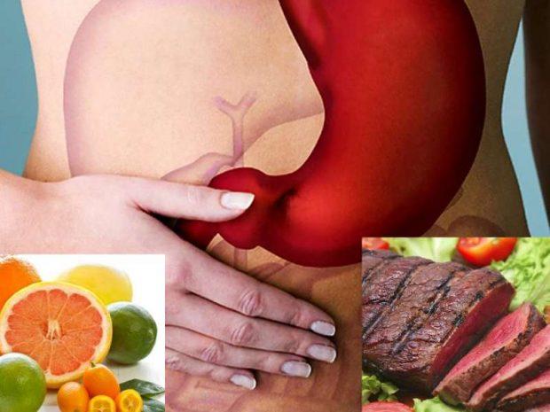 6 ushqime që duhet t'i shmangni patjetër nëse keni djegie dhe aciditet të lartë në stomak
