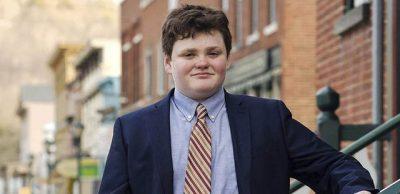 """""""PËRFAQËSOJ NDRYSHIMIN PËR TË CILIN KENI NEVOJË""""/ 14- vjeçari kandidon për guvernator"""