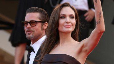 Pas ndarjes së bujshme me Brad Pitt/  Angelina Jolie nënë për herë të shtatë (FOTO)
