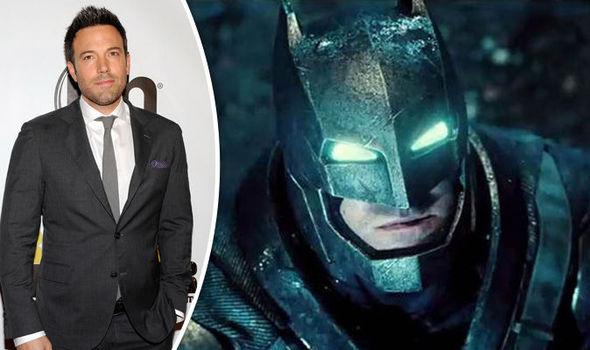 """Ben Affleck humbet rolin e tij si """"Batman"""""""