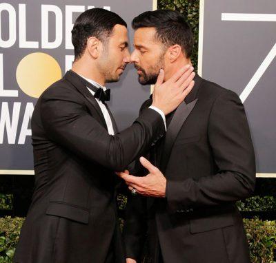 PRANUAN ORIENTIMIN SEKSUAL/ Meshkujt VIP që lanë gratë për burrat: Nga Ricky Martini tek…(FOTO)