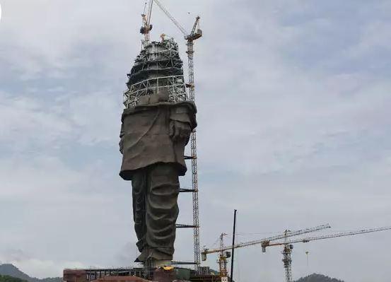 FOTO/ Statuja më e madhe në botë drejt përfundimit…