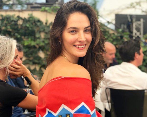 Emina Çunmulaj nostalgjike/ Kujton kohët e vjetra si modele pasarelash (VIDEO)