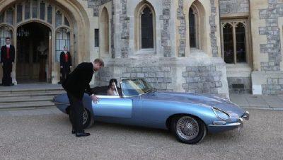 """""""DUHET TË MATENI MIRË""""/ Si ta bëni tuajën makinën e dasmës mbretërore…"""