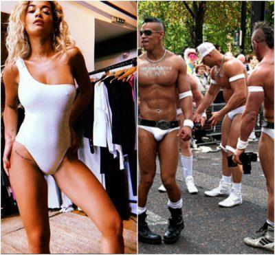 """EDHE KËTË VIT NË KARNAVALET E HOMOSEKSUALEVE/ Rita Ora """"do ndezi"""" skenën në Manchester"""