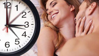 Ja sa zgjat akti seksual gjatë verës