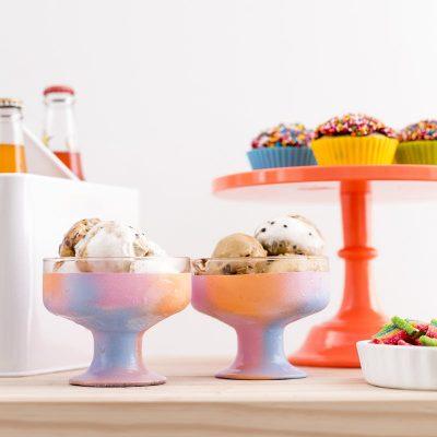 Si të zbukurojmë gotat e akullores (FOTO)