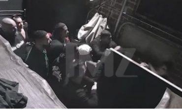 PUBLIKOHEN PAMJET/ Drake dhe ish-i dashuri i Kourtney Kardashianit rrahin brutalisht një punonjës në një lokal (VIDEO)