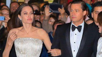 """DIVORCI I BUJSHËM/ Angelina Jolie dhe Brad Pitt """"ribashkohen"""" sërish për shkak të… (FOTO)"""