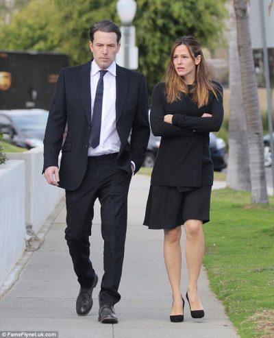 FJALIA BINDËSE! Jennifer Garner e riktheu Ben Affleck në rehabilitim… (FOTO)