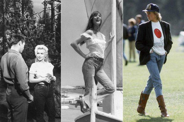 TRENDI I XHINSEVE '80/ Njihuni me ikonat e modës që u dashuruan pas tyre: Nga Princesha Diana tek..(FOTO)