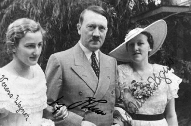 """""""Mamaja ime bënte seks me Hitlerin""""/ Rrëfehet vajza e aktores së njohur (FOTO)"""