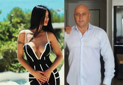 Klodiani ka dy  vajza me gruan e parë/ Zaimina sapo publikoi foton e tyre