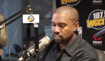 Kanye West i përlotur kërkon ndjesë për komentet mbi skllavërinë