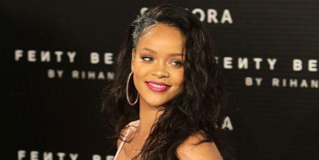 Kjo video e Rihanna-s që i shmanget buqetës së nuses sapo na shkriu së qeshuri