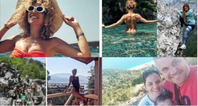 PUSHIME ME PAK LEKË/ Personazhet e showbizit që eksploruan bukuritë e vendit tonë: Nga Valbona Selimllari tek… (FOTO)