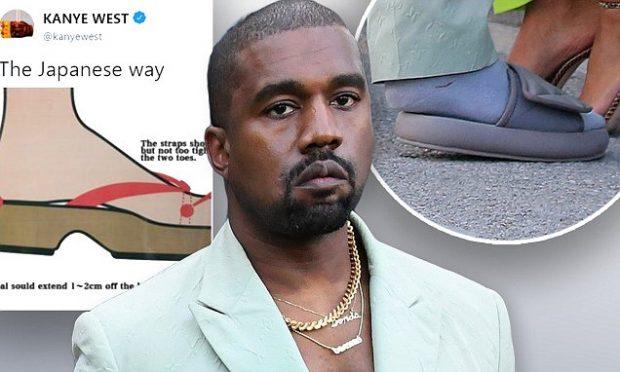 Shapkat e tij bën xhiron e botës, reagon për herë të parë Kanye West
